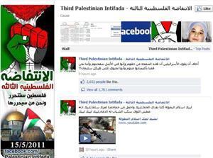 'Terza Intifada'. Il sito web bypassa la chiusura di Facebook