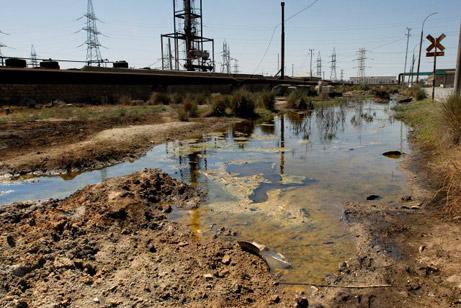 Cisgiordania: stabilimenti chimici israeliani, causa di inquinamento e cancro