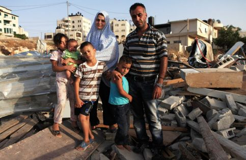 Ufficiale palestinese: 'Israele pronto ad espellere 100mila palestinesi gerosolimitani'