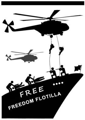 Netanyahu: 'Nessun soldato israeliano sarà interrogato sulla Freedom Flotilla'.