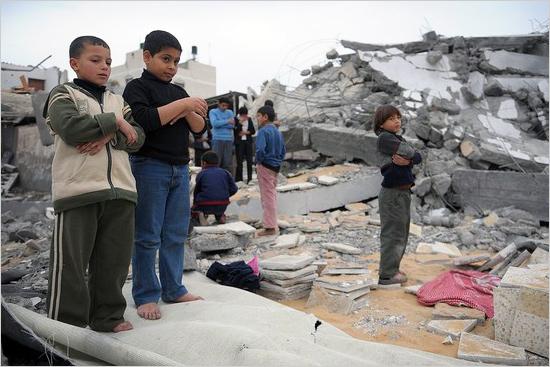 Rapporto settimanale del Pchr: sette civili feriti nelle dimostrazioni, due minorenni
