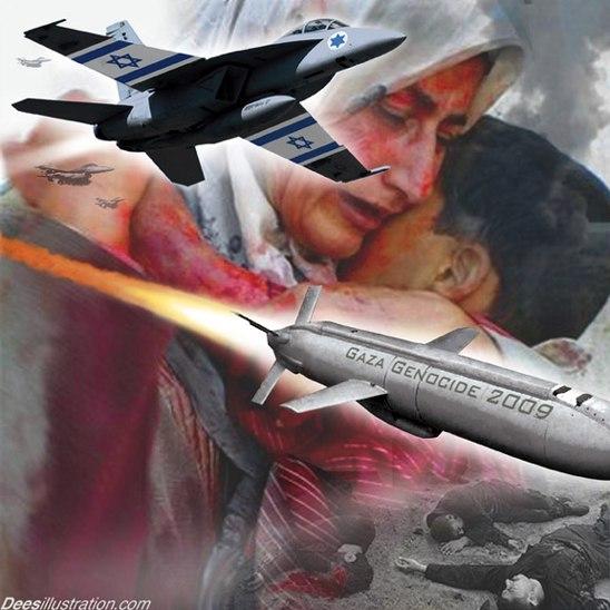 Continuano le offensive israeliane contro Gaza. Bambini tra i feriti, terrore tra la popolazione