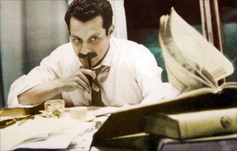In memoria di Ghassan Kanafani, scrittore e giornalista palestinese ucciso dal Mossad.