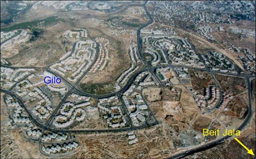 130 nuove unità abitative per la colonia di Gilo