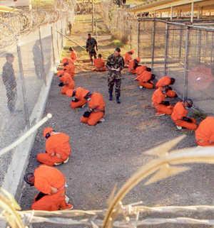 Prigioni israeliane come Guantanamo: tute arancioni e violenze