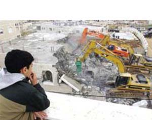 Onu: 'Nel 2011, Israele ha lasciato 149 bambini palestinesi senza una casa'