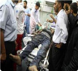 Bombe israeliane su Gaza. Diversi palestinesi feriti, uno grave
