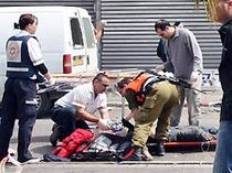 Donna di 57 anni si fa esplodere in mezzo a soldati israeliani.