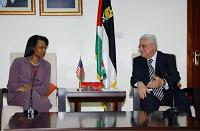 Usa: tolto l'embargo degli aiuti all'Anp.