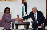 Democrazia by Usa/UE: il 'moderato' Abbas sta lavorando alla militarizzazione della giustizia palestinese e alla violazione delle libertà civili.