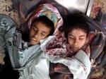 Mustafa Barghouthi denuncia le violazioni israeliane. Bambini aggrediti dai soldati israeliani.