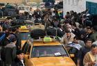 Centinaia di palestinesi bloccati nella parte egiziana di Rafah hanno fatto ritorno nella Striscia.