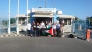 'Dignity' è arrivata a Gaza. Free Gaza – assedio israeliano 3 a 0.