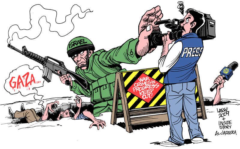 Lettera ai giornalisti della Freedom Flotilla: non salite a bordo