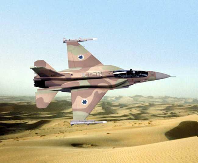 Pioggia di bombe sulla Striscia di Gaza