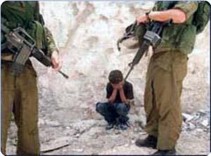 Tentativo di stupro ai danni di un minore palestinese detenuto da Israele