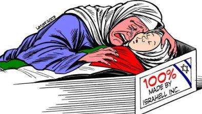 Manifestazioni per Gaza: fermiamo i massacri.