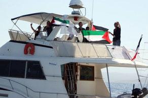 E' in viaggio verso Gaza 'Dignité', la nave francese della Freedom Flotilla II