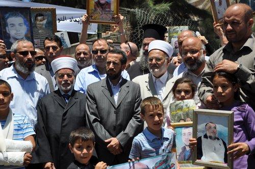 I deputati palestinesi minacciati di espulsione da Gerusalemme non si arrendono.