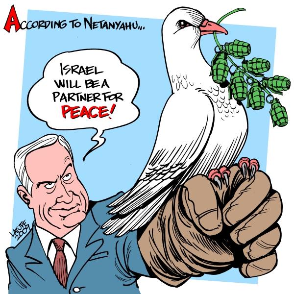 Discorso di Netanyahu negli Usa: 'Nessun ritiro dai confini del '67. La questione dei profughi può considerarsi risolta così com'è'