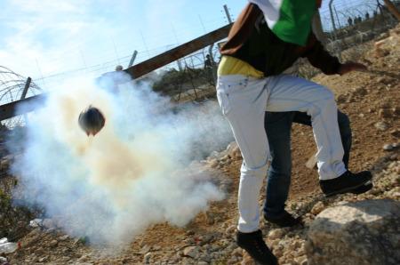 Bil'in, la protesta nonviolenta nel mirino di Israele.
