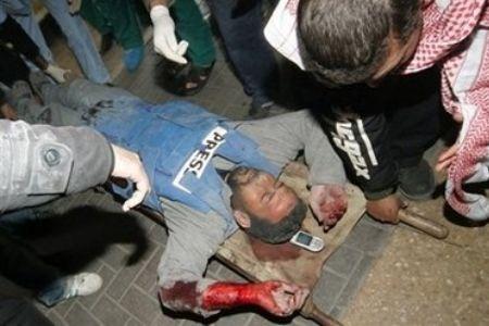 2011: oltre 120 casi di violazioni ai danni dei giornalisti palestinesi