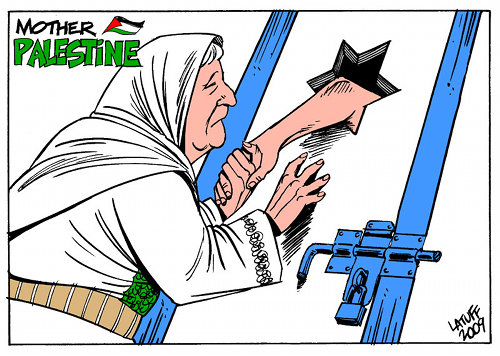 All'inizio del 2012 restano nelle prigioni di Israele 4.500 palestinesi
