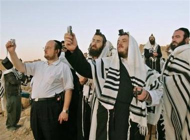 I rabbini israeliani a Olmert: anche se uccidi un milione di Palestinesi, non importa
