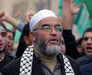 Sicurezza britannica arresta Shaykh Ra'ed Salah