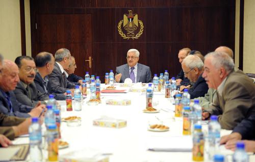 L'Olp prosegue sulla strada del Consiglio di Sicurezza, e declina la proposta del Quartetto