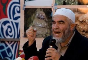 Raed Salah condannato al carcere dagli occupanti israeliani.