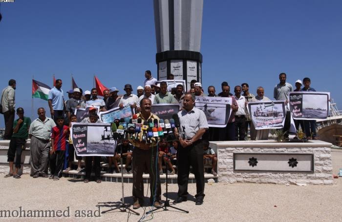 'Incomprensibile la scelta della Grecia'. I pescatori di Gaza chiedono di lasciar partire la Freedom Flotilla
