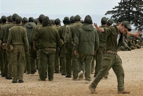 Esercitazioni militari a Gerusalemme