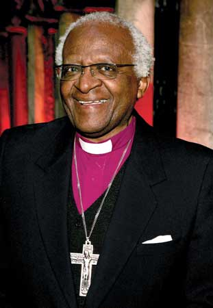 Desmond Tutu chiede di boicottare Israele