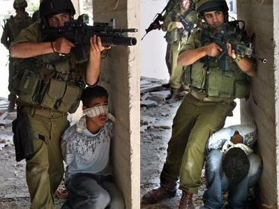 Gennaio 2011: 15 palestinesi uccisi, 400 arrestati dalle forze d'occupazione israeliane